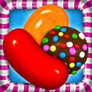 Candy crush saga spelen