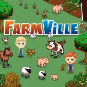 Farmville spelen